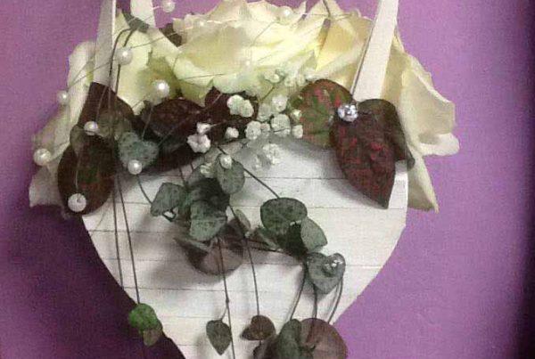 Création de bouquet de mariée par Lilas Fleurs
