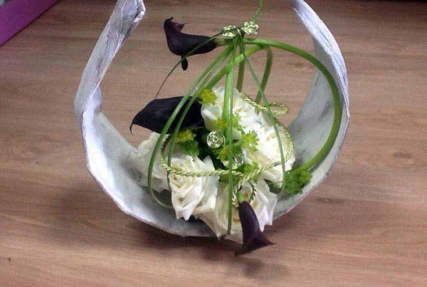 Centre de table par Lilas Fleurs