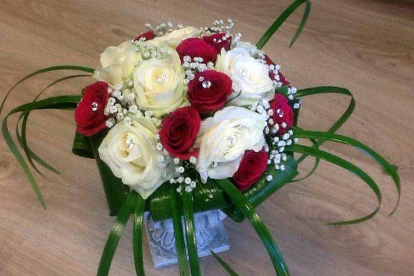 Bouquet de mariée par Lilas FLeurs