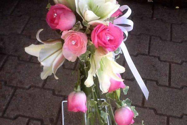 Décoration florale pour table