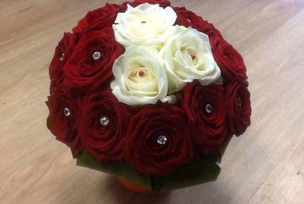 Bouquet pour mariage - Lilas Fleurs